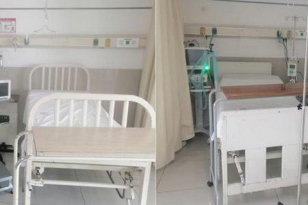 El IMSS aumenta las camas para la atención de Covid-19 en Yucatán