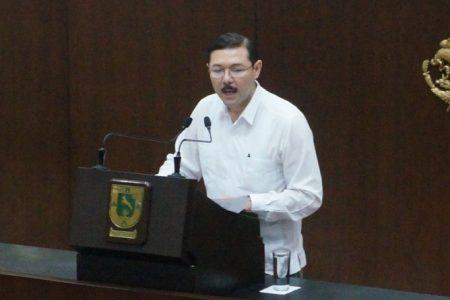 Pandemia de Covid-19 manda a casa a un diputado local de Yucatán