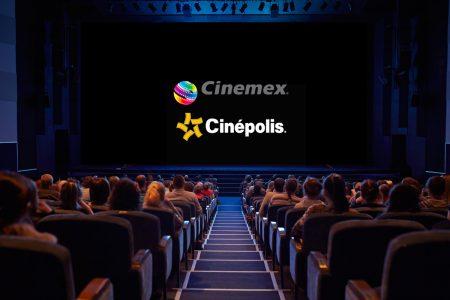 Salas de Mérida se salvan de los cierres que anunciaron Cinépolis y Cinemex