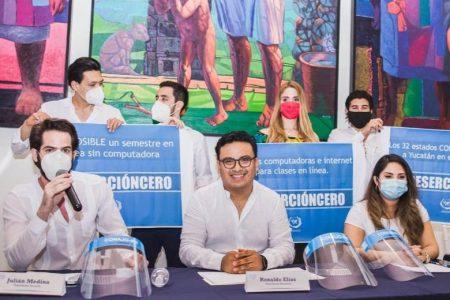 Jóvenes yucatecos piden #DeserciónCero en educación en tiempos de Covid-19