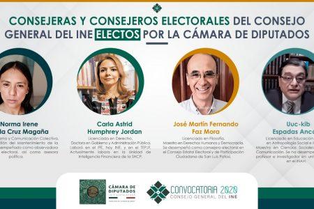Eligen al yucateco Uuc-kib Espadas Ancona como consejero electoral del INE