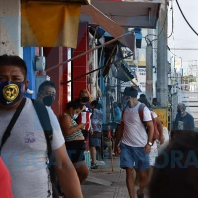 Noticieros nacionales anuncian que Yucatán vuelve a semáforo rojo