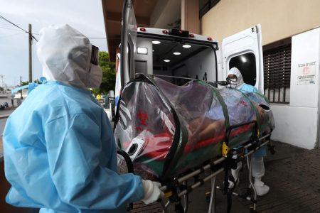 Se satura el primer hospital en Yucatán mientras avanza el Covid-19: hoy 187 casos y 16 muertos