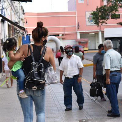 Ya casi 10 mil contagios de Covid-19 en Yucatán