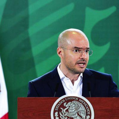 David León deja Protección Civil para ser titular de la empresa distribuidora de medicamentos del gobierno