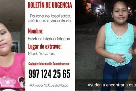 Piden ayuda para localizar a niña de 11 años extraviada