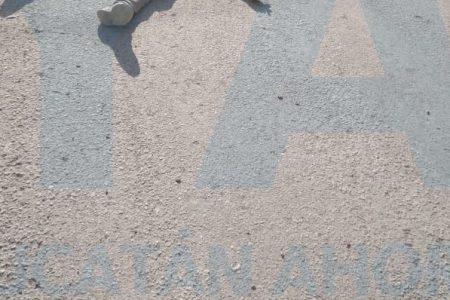 Trágico accidente en la Melchor Ocampo II: muere joven motociclista