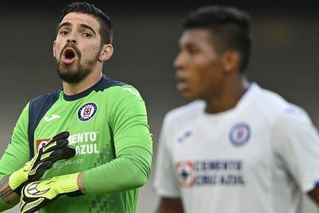 El yucateco Andrés Gudiño participa en victoria del Cruz Azul en la Copa por México