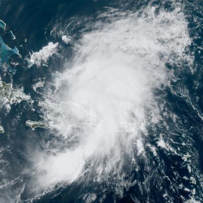 Tormenta Isaías, sin peligro para Yucatán; su trayectoria es hacia otras zonas