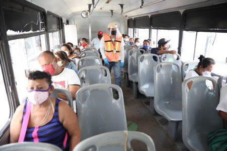 El horario de transporte se mantiene de 5 de la mañana a 10 de la noche: Gobierno