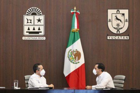 Comparten Quintana Roo y Yucatán el abandono federal ante daños por tormentas