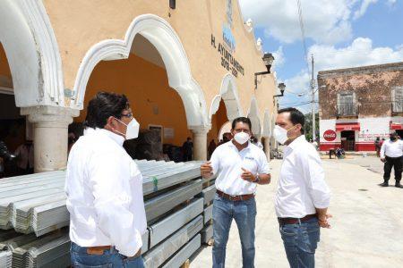 Yucatecos se sienten respaldados con el Programa Emergente de Apoyo Comunitario