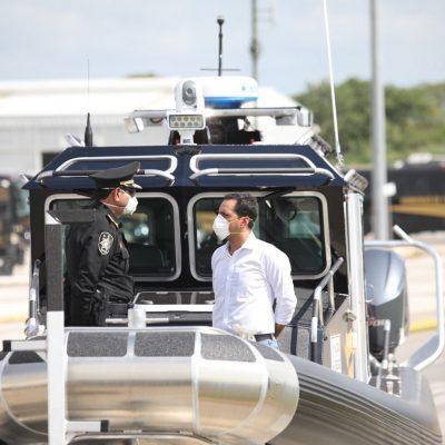 Yucatán, a la vanguardia en vigilancia costera