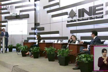 INE va contra funcionarios que utilizan el Covid-19 para promoverse electoralmente