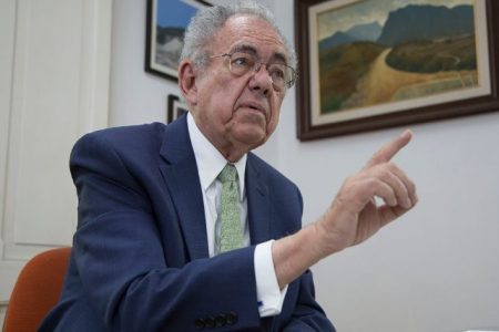 Presunta renuncia de Jiménez Espriú a la SCT