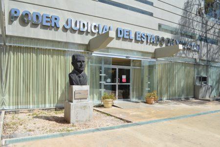 Juzgados de la 35, epicentro de Covid-19 en el Poder Judicial de Yucatán