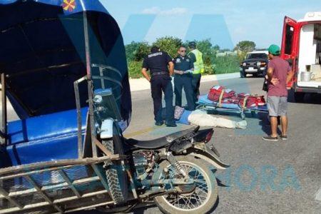 Mototaxi, el transporte más letal en el primer semestre de 2020