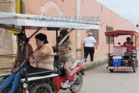 Aprueban dictamen que legaliza los mototaxis: ya podrán emplacarse en Yucatán