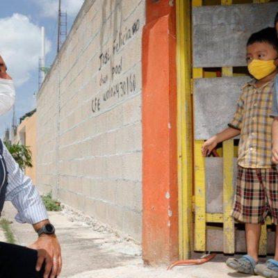 Mérida, presente en la Semana Mundial de la Lactancia Materna 2020