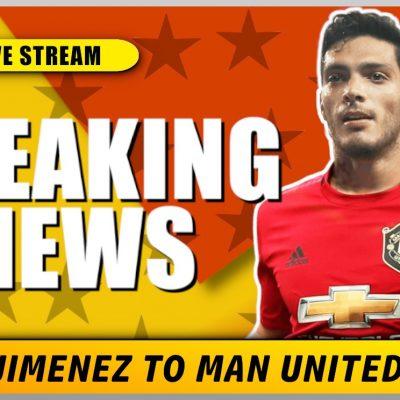 Medios portugueses e ingleses ponen al mexicano Raúl Jiménez en el Manchester United