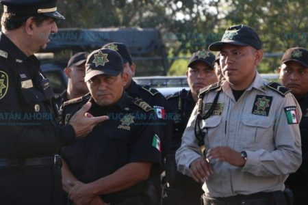 Toda actuación policiaca, con estricto apego a la ley y a derechos humanos: Luis Saidén