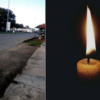 Sin luz en San José Tecoh desde las 11 de la noche: claman a la CFE que los atienda