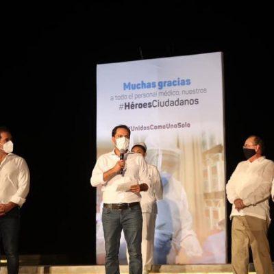 Mauricio Vila lamenta que diputados voten contra la creación de miles de empleos