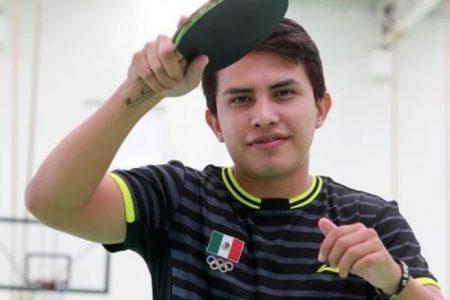 La pandemia no frena el sueño olímpico del tenimesista yucateco Ricardo Villa