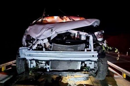 Zoé Robledo, director del IMSS, sufre grave accidente en carretera de Chiapas