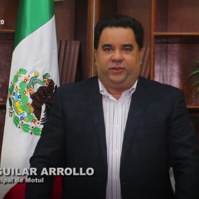 Alcalde de Motul contratará a médicos extranjeros para luchar contra el Covid-19