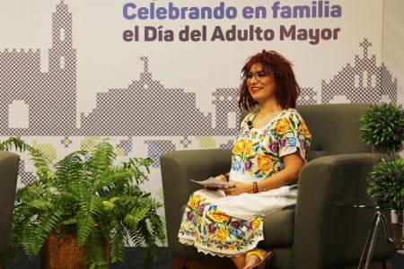 Por televisión festejará el DIF Yucatán a los adultos mayores