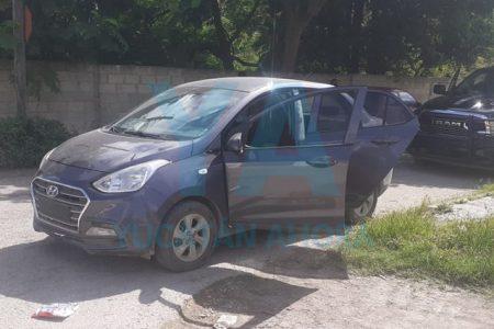 Fallece en un auto una mujer que presentó problemas respiratorios