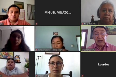 En modalidad a distancia, inician cursos de lengua maya