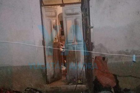 Encuentran sin vida a una  anciana mujer que vivía sola en el centro de Mérida