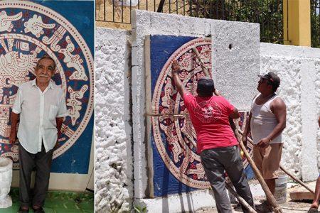 Don Paulino cumple su sueño: revelar un legado maya que atesoró por años