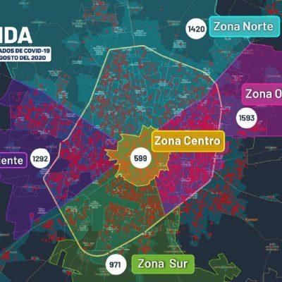Yucatán supera índice de comorbilidades en defunciones por Covid-19