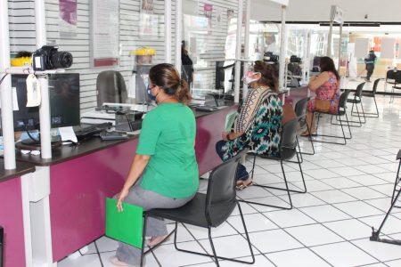 Inicia el INE la entrega de 18 mil credenciales para votar en Yucatán
