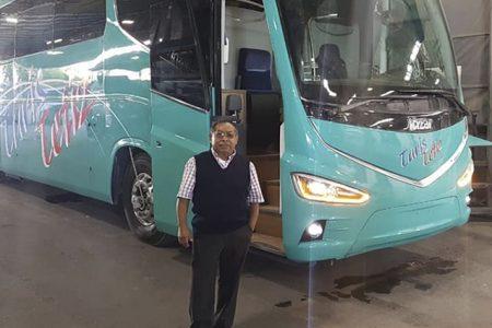 Yucateco solidario ofrece transporte gratis a quien no alcance camión por la noche