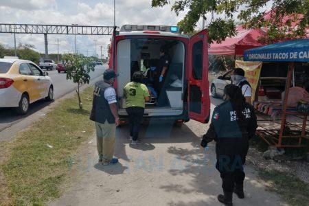 De taxista a partera, en la salida de Ciudad Caucel: ayuda a nacer a una niña