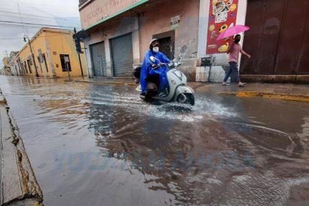 Pronostican varios días de tormentas muy fuertes para la península de Yucatán