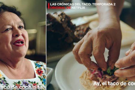 La cochinita pibil llegará a Netflix en septiembre, en Las Crónicas del Taco