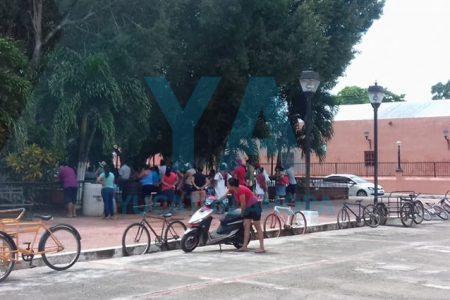 Protestan en Tinum porque su alcaldesa apoya solo a quien votó por ella