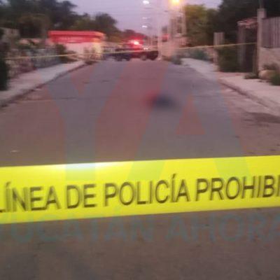 Fallece un hombre mientras caminaba en calles de Umán