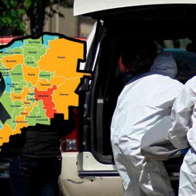 La traicionera pandemia sorprende durmiendo a un abuelito de 72 años