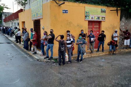 El 80% de los infectados de Covid-19, en 10 municipios yucatecos