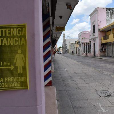 Mérida, entre los ocho municipios con mayor incidencia de Covid-19