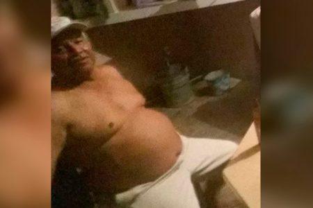 Piden ayuda para localizar a un hombre extraviado en Francisco de Montejo