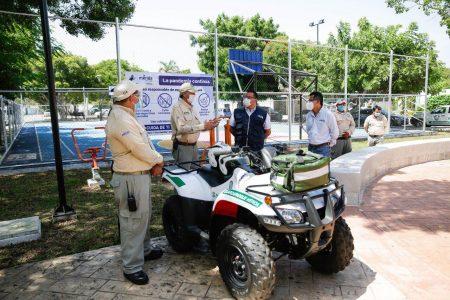 Programa de guardaparques se extiende a siete parques más