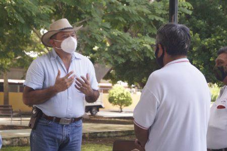 Transportistas de Tizimín le piden al alcalde que los incluya en los apoyos