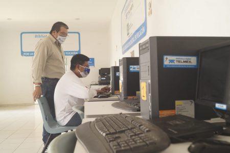 Panabá se prepara para el curso en línea: internet en todo el municipio para estudiantes